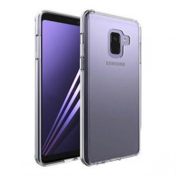 Funda rígida transparente para Samsung Galaxy A8 (2018) - Imagen 1