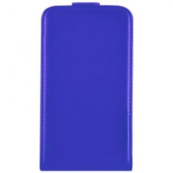 Funda de cuero azul para Samsung Galaxy Core - Imagen 1