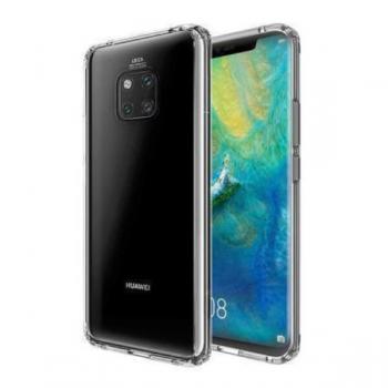 Carcasa Hybrid Huawei Mate 20 Pro Transparente - Imagen 1