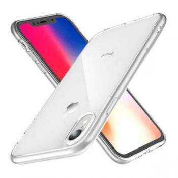 Funda trasera transparente para Apple iPhone XR - Imagen 1