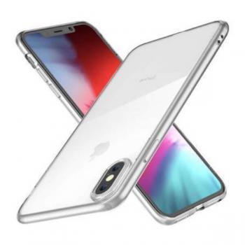 Carcasa transparente para iPhone XS Max - Imagen 1