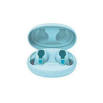 Auriculares intrauditivos XY-5 Bluetooth 5.0 estéreo Azul - Imagen 1