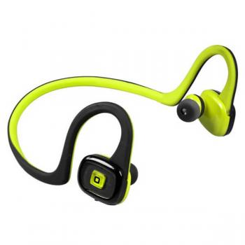 Auriculares deportivos Bluetooth SBS Flexy Verde - Imagen 1
