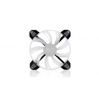 ASN140 Carcasa del ordenador Ventilador 14 cm Negro, Blanco 3 pieza(s) - Imagen 1