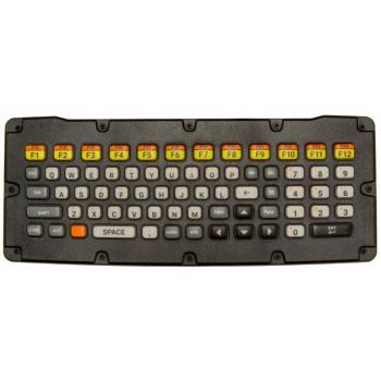 KYBD-QW-VC-01 teclado para móvil Negro QWERTY Inglés - Imagen 1