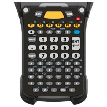 KYPD-MC9358ANR-01 teclado para móvil Negro, Gris Alfanumérico Inglés - Imagen 1