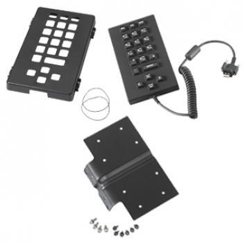 KT-KYBDNU-VC70-04R otro dispositivo de entrada USB Negro - Imagen 1
