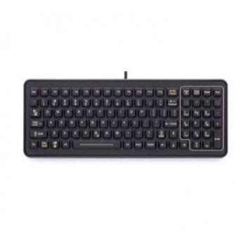 SLK-101-M-USB-3F Negro teclado para móvil - Imagen 1
