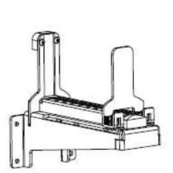 P1083320-061 pieza de repuesto de equipo de impresión 1 pieza(s) - Imagen 1