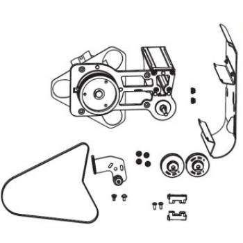 P1083320-084 pieza de repuesto de equipo de impresión Kit de consumibles - Imagen 1