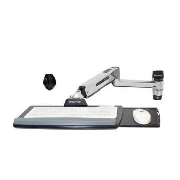 LX Sit-Stand Wall Mount Keyboard Arm - Imagen 1