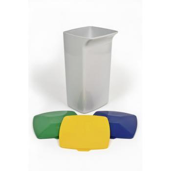 1800798010 cubo de basura - Imagen 1