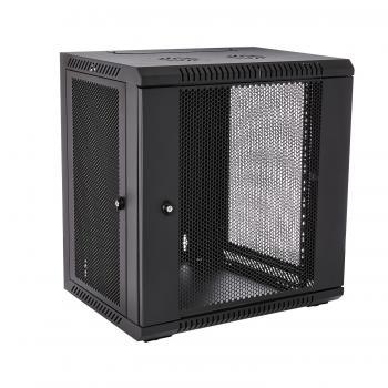 RMWC12UV450-1E armario rack 12U Bastidor de pared Negro - Imagen 1