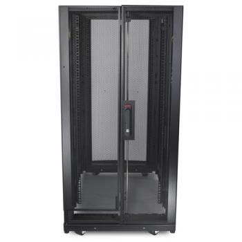 NetShelter SX 24U 600mm x 1070mm Deep Enclosure Rack o bastidor independiente Negro - Imagen 1