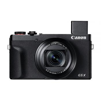 PowerShot G5 X Mark II Cámara compacta 20,1 MP CMOS 5472 x 3648 Pixeles Negro - Imagen 1