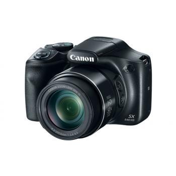 "PowerShot SX540 HS 1/2.3"" Cámara puente 20,3 MP CMOS 5184 x 3888 Pixeles Negro - Imagen 1"
