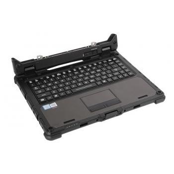 GDKBB5 teclado para móvil Negro QWERTZ Alemán - Imagen 1
