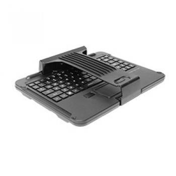 GDKBU1 teclado para móvil Negro Pogo pin QWERTY Inglés de EE. UU. - Imagen 1