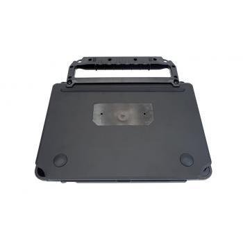 7160-1585-02 teclado para móvil Negro Pogo pin Alemán - Imagen 1
