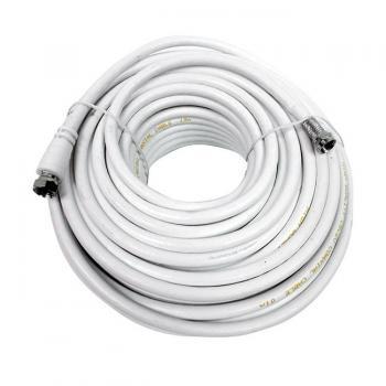 CA1901D cable coaxial 20 m F Blanco - Imagen 1