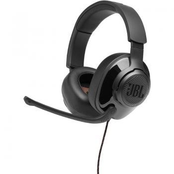 Auriculares Gaming con Micrófono JBL Quantum 200/ Jack 3.5/ Negros - Imagen 1