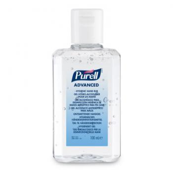 Purell Advanced 100 ml Botella Gel - Imagen 1