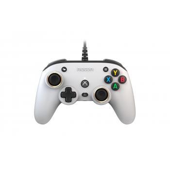 Pro Compact Blanco USB Gamepad Analógico/Digital PC, Xbox One, Xbox One X, Xbox Series S, Xbox Series X - Imagen 1