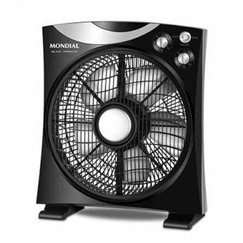 CA04 ventilador Negro - Imagen 1