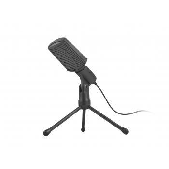 ASP Negro Micrófono para ordenador portátil - Imagen 1