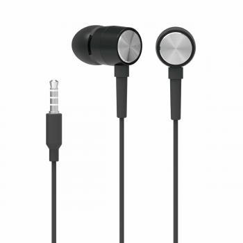 DHH-1111 Auriculares Dentro de oído Conector de 3,5 mm Negro - Imagen 1