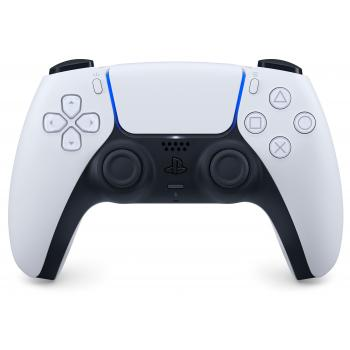 DualSense Negro, Blanco Bluetooth Gamepad Analógico/Digital PlayStation 5 - Imagen 1