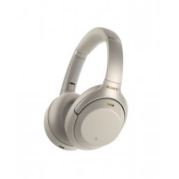 WH-1000XM3 Auriculares Diadema Conector de 3,5 mm Bluetooth Plata - Imagen 1