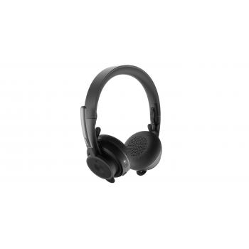 Zone Wireless Auriculares Diadema USB tipo A Bluetooth Negro - Imagen 1