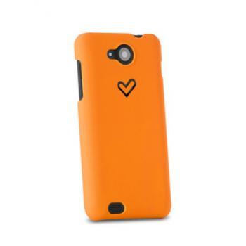 422937 funda para teléfono móvil Folio Naranja - Imagen 1