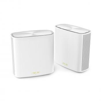 ZenWiFi XD6 AX5400 Doble banda (2,4 GHz / 5 GHz) Wi-Fi 6 (802.11ax) Blanco 4 Interno - Imagen 1