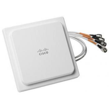 AIR-ANT2524V4C-R= antena para red Antena omnidireccional RP-TNC 4 dBi - Imagen 1