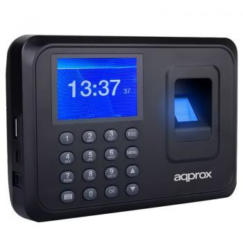 appATTENDANCE01 Lector USB de control de acceso Negro - Imagen 1