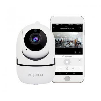 APPIP360HD cámara de vigilancia Cámara de seguridad IP Interior y exterior Torreta 1280 x 720 Pixeles Escritorio/pared - Imagen