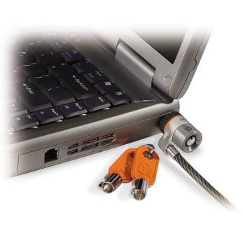Candado con llave para portátiles MicroSaver® - Imagen 1