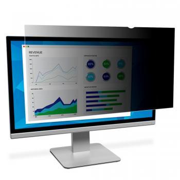 """Filtro de privacidad de para monitor de escritorio con pantalla panorámica de 24"""" - Imagen 1"""