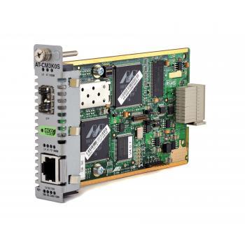 AT-CM3K0S convertidor de medio 100 Mbit/s - Imagen 1