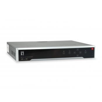 NVR-1316 Grabadore de vídeo en red (NVR) Negro - Imagen 1
