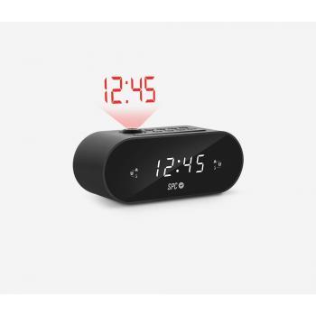 Frodi Max Reloj despertador digital Negro - Imagen 1