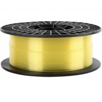 COL3D-LFD014Y material de impresión 3d Ácido poliláctico (PLA) Amarillo 500 g - Imagen 1