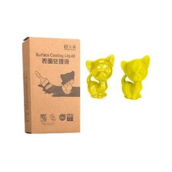 COL3D-LFD022Y material de impresión 3d ABS, Tough Polylactic acid (PLA) Amarillo - Imagen 1