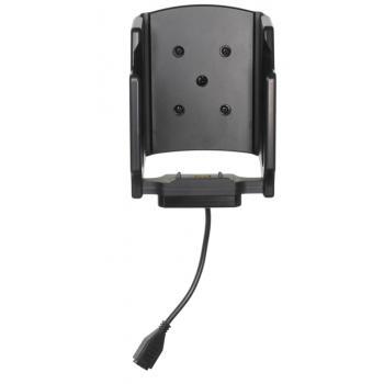3PTY-PCLIP-241424 soporte Equipo móvil portátil Negro Soporte activo para teléfono móvil - Imagen 1
