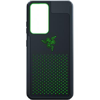 "Arctech Pro funda para teléfono móvil 17,3 cm (6.8"") Negro, Verde - Imagen 1"