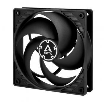 P12 Carcasa del ordenador Enfriador 12 cm Negro - Imagen 1