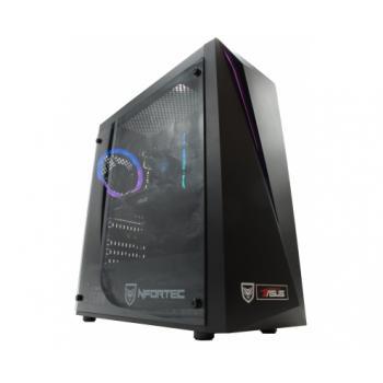 Silver76 DDR4-SDRAM i5-11400F Torre Intel® Core™ i5 de 11ma Generación 16 GB 1500 GB HDD+SSD Windows 10 Home PC Negro - Imagen 1