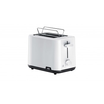 TOST. BRAUN HT1010WH 2R 900W BLANCO